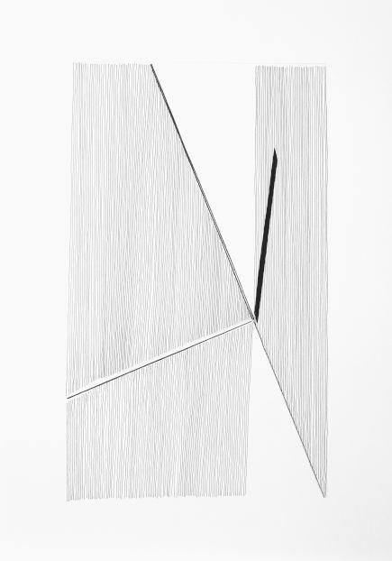 Zeichen Räume II, 2020 - Katharina Fischborn - Foto: Artur Eurich