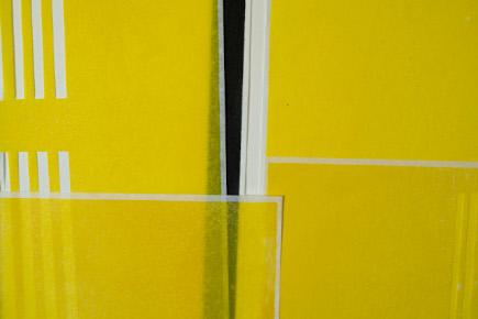 Detail aus: eingestreut - Katharina Fischborn - Foto: Artur Eurich